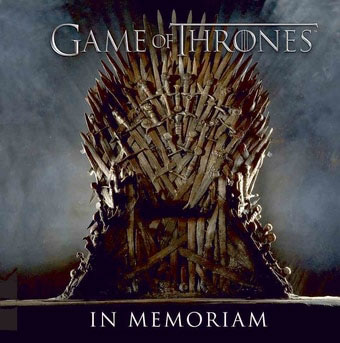 Game of Thrones: In Memoriam book review | Book Addicts