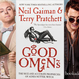 Good Omens novella and series review | Book Addicts