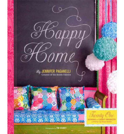 Happy Home by Jennifer Paganelli book review | Book Addicts