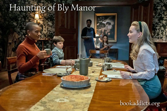 Haunting of Bly Manor 2020 series