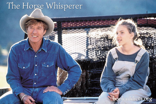 The Horse Whisperer 1998 film review | Book Addicts