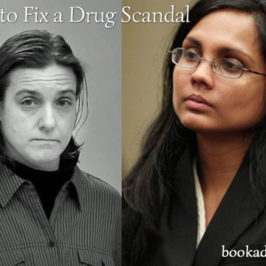 How to Fix a Drug Scandal 2020 series review | Book Addicts
