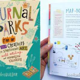 Journal Sparks by Emily Neuberger book review | Book Addicts