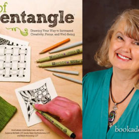 Joy of Zentangle by Suzanne McNeill et al review   Book Addicts