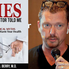 Lies My Doctor Told Me by Ken Berry book review   Book Addictgs