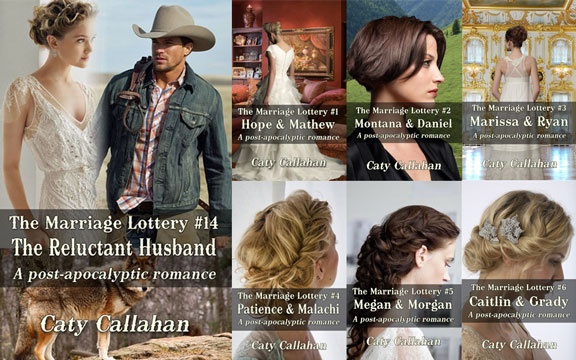 Marriage Lottery 14: The Reluctant Husband by Caty Callahan