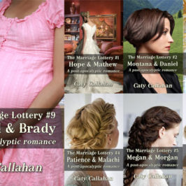 Marriage Lottery 9: Annabel and Brady by Caty Callahan book review | Book Addicts