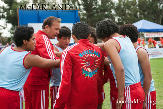 McFarland film review | Book Addicts