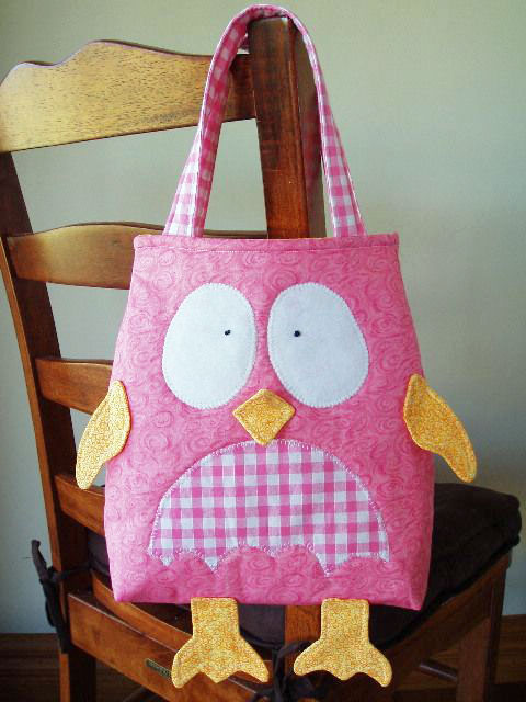 Melly and Me Owl and the Pussycat Pattern | BookAddicts.org