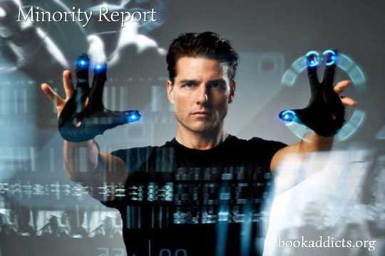 Minority Report 2002 film review | Book Addicts