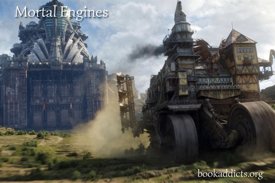 Mortal Engines 2018 film review | Book Addicts