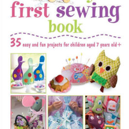 My First Sewing Book by Cico Kidz book review | BookAddicts.org