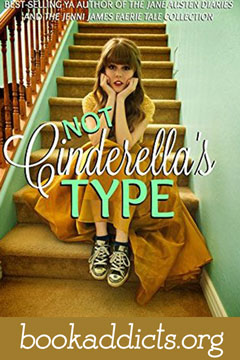 Not Cinderella's Type by Jenni James book review | Book Addicts