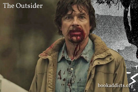 Outsider 2020 series review | Book Addicts