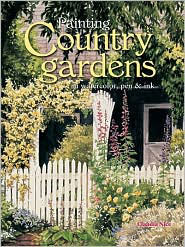 Painting Country Gardens by Claudia Nice