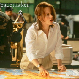 The Peacemaker 1997 film review | Book Addicts