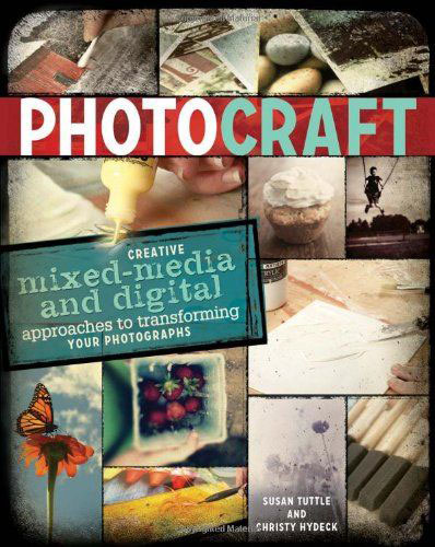Photo Craft by Susan Tuttle and Christy Hydeck book review | Book Addicts