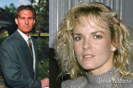 Ronald Goldman, the waiter who worked at the restaurant where Nicole Simpson's mother left her sunglasses, was in the wrong place at the wrong time, just in time to see OJ Simpson, who'd been dumped by his girlfriend, murder his ex-wife Nicole
