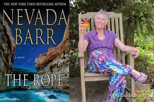 The Rope by Nevada Barr book review | Book Addicts