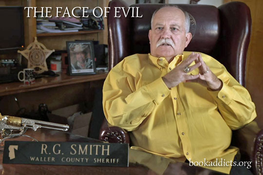 The Face of Murderer RG Smith of Waller County, Texas | Book Addicts