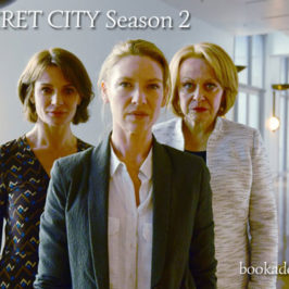 Secret City Season 2 review | Book Addicts