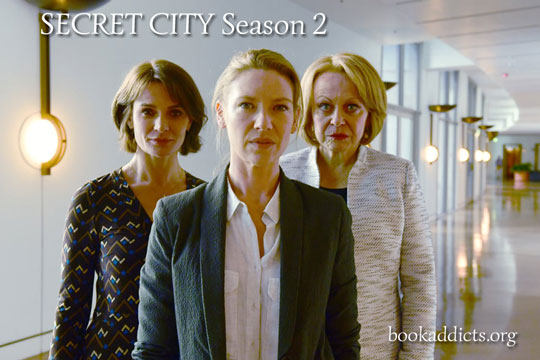 Secret City Season 2