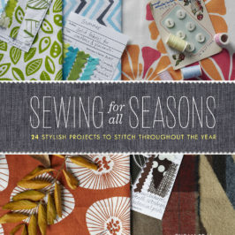 Sewing for All Seasons by Susan Beal book review | Book Addicts