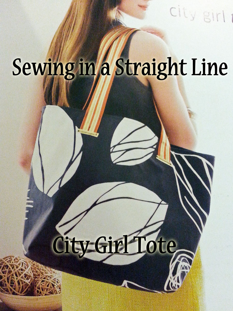 Sewing in a Straight Line by Brett Bara book review | Book Addicts