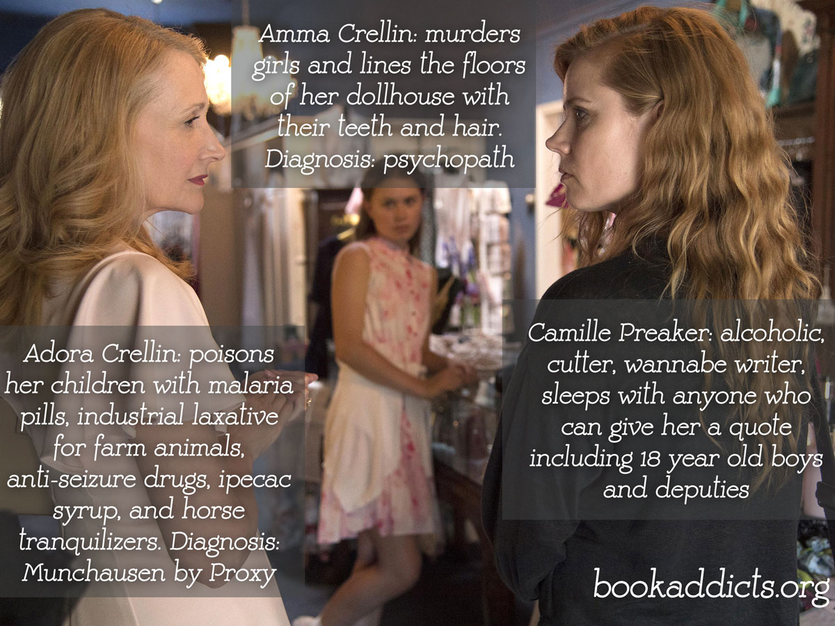 Sharp Objects HBO series