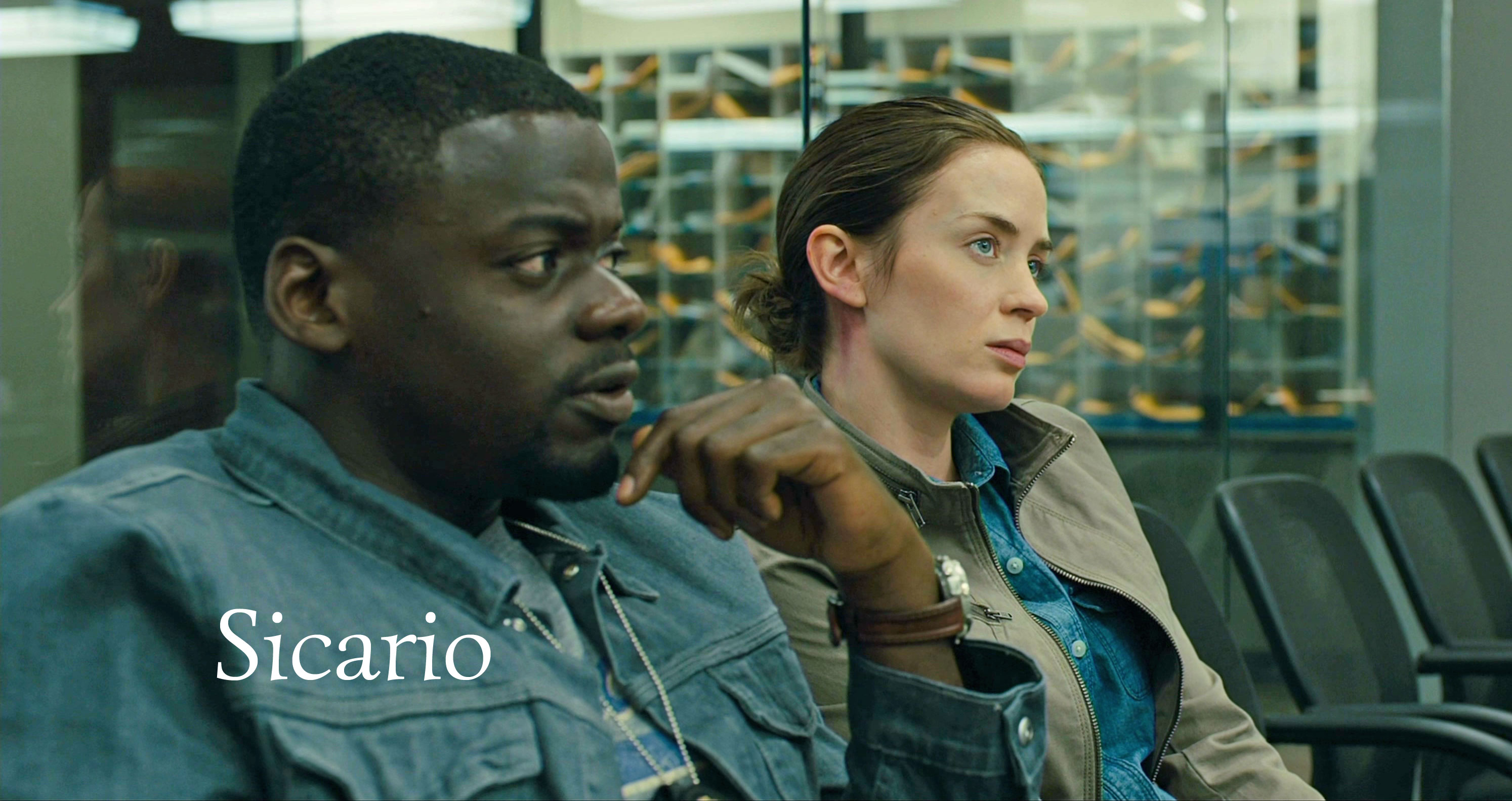 Sicario 2015 - Task Force | Book Addicts
