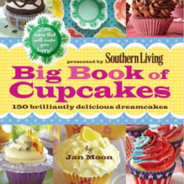 Southern Living Big Book of Cupcakes book review | BookAddicts.org