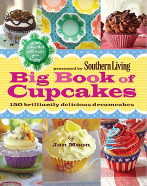 Southern Living Big Book of Cupcakes