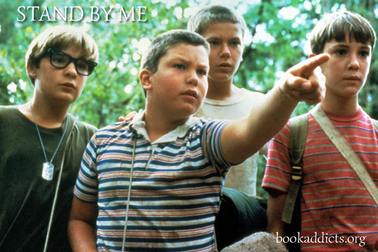 Stand By Me 1986 film review | Book Addicts