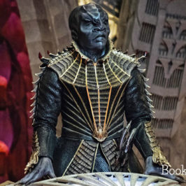 The Klingons are back in Star Trek Discovery