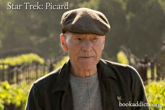 Star Trek Picard 2020 series review | Book Addicts