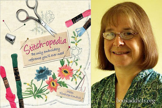 Stitch-opedia by Helen Winthorpe Kendrick book review | Book Addicts