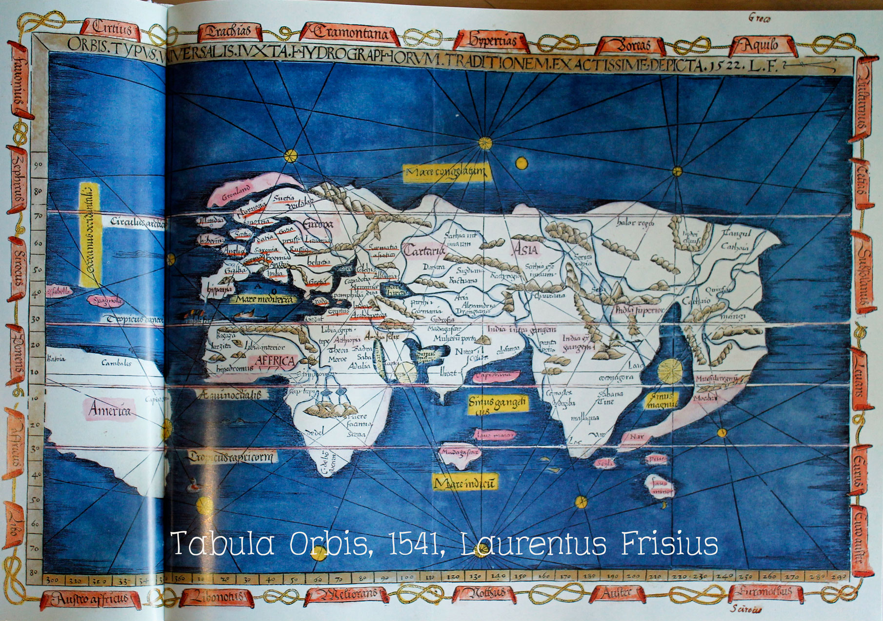 Mapping the World by Caroline and Martine Laffon book review   Book Addicts