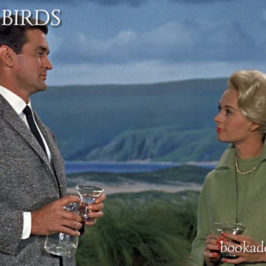Birds 1963 film collage | Book Addicts
