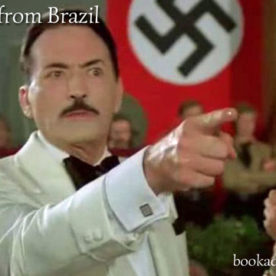 Boys from Brazil 1978 film review | Book Addicts