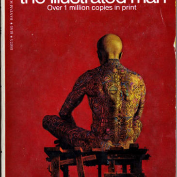 The Illustrated Man by Rad Bradbury