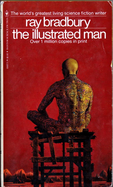 The Illustrated Man by Ray Bradbury book review | Book Addicts