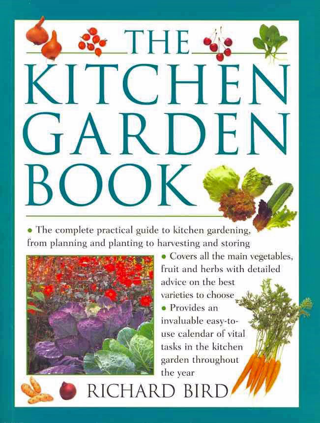 The Kitchen Garden Book by Richard Bird book review | Book Addicts