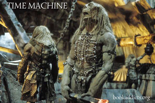 Time Machine 2002 film review | Book Addicts