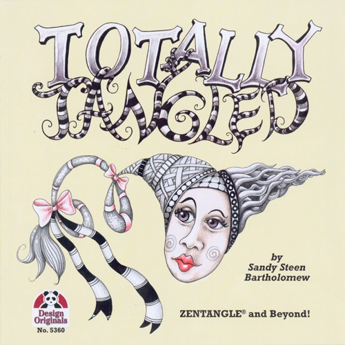 Totally Tangled by Sandy Bartholomew book review   Book Addicts