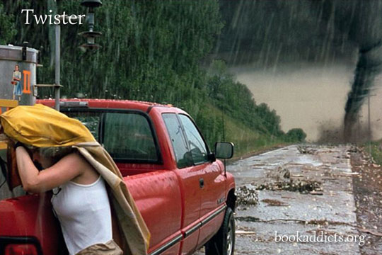 Twister 1996 film review | Book Addicts