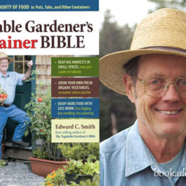 Vegetable Gardener's Container Bible by Edward C Smith book review | Book Addicts