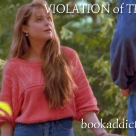 Violation of Trust film review   Book Addicts