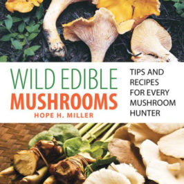 Wild Edible Mushrooms by Hope Miller book review | Book Addicts