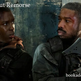 Without Remorse 2021 film review | Book Addicts