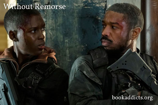 Without Remorse 2021 film